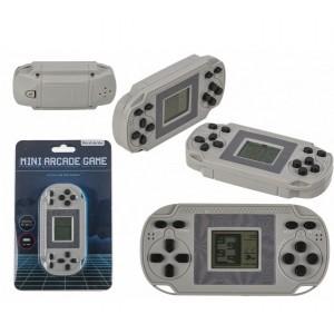 Mini Console - Jeu électronique - 8 Jeux façon Tétris
