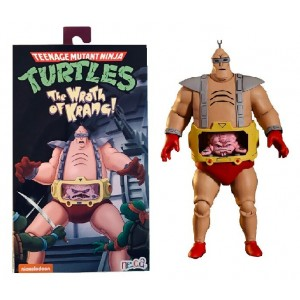 Tortues Ninja - TMNT - Figurine - Ultimate Krang's Android Body - The Wrath of Krang ! - 24 cm - Neca - Nickelodeon