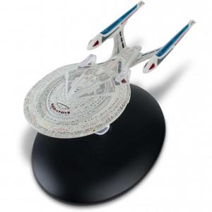 Star Trek - Figurine - First Contact - Vaisseau USS Enterprise NCC-1701