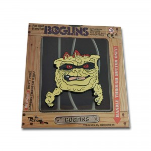 Boglins - Pin's - King Drool - BogPin - Red Eyed