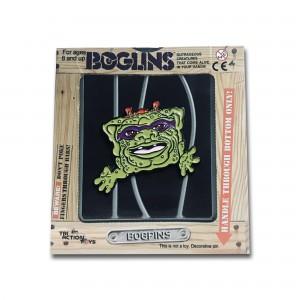 Boglins - Pin's - King Dwork - BogPin - Red Eyed