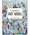 Livre - A la recherche d'Andy Warhol