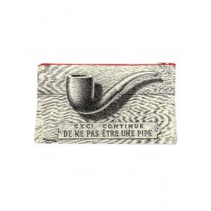 René Magritte - Trousse - Ceci n'est pas une Pipe
