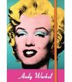 Andy Warhol - Carnet Marilyn