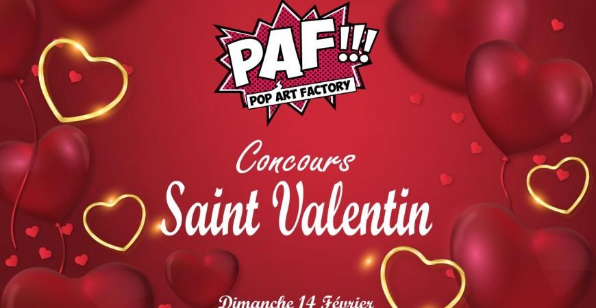 Concours Saint Valentin 2021