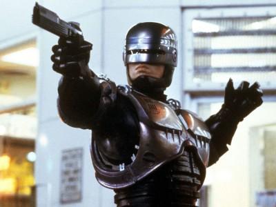 RoboCop, le flic mi-humain mi-robot