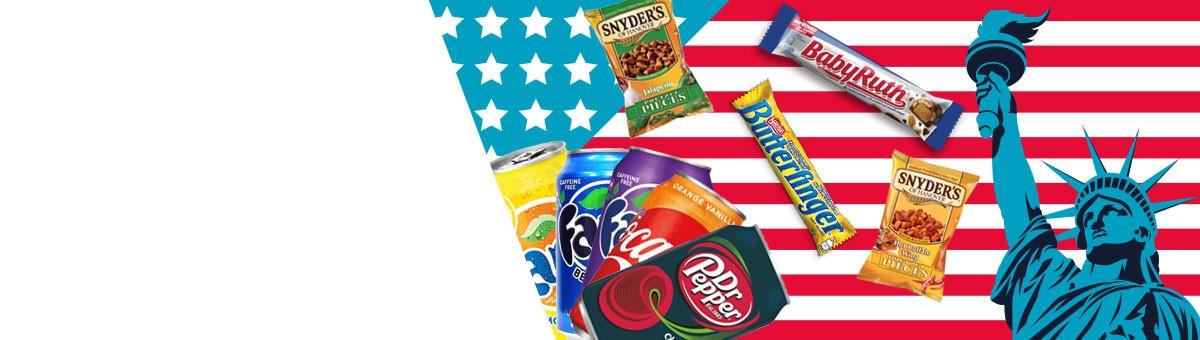 Produits Américains