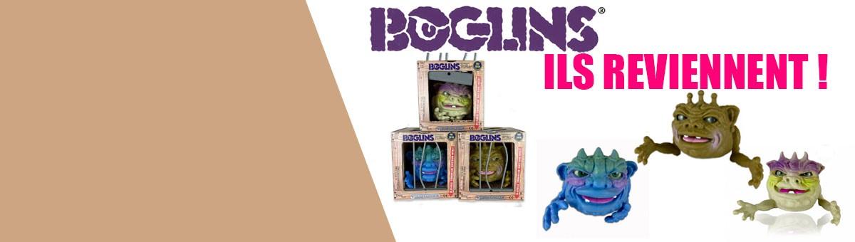 Les Boglins - Le retour 2021